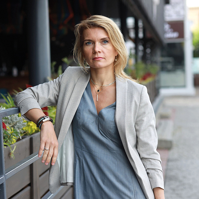 Maria Avdeeva, Research Director at the European Expert Association