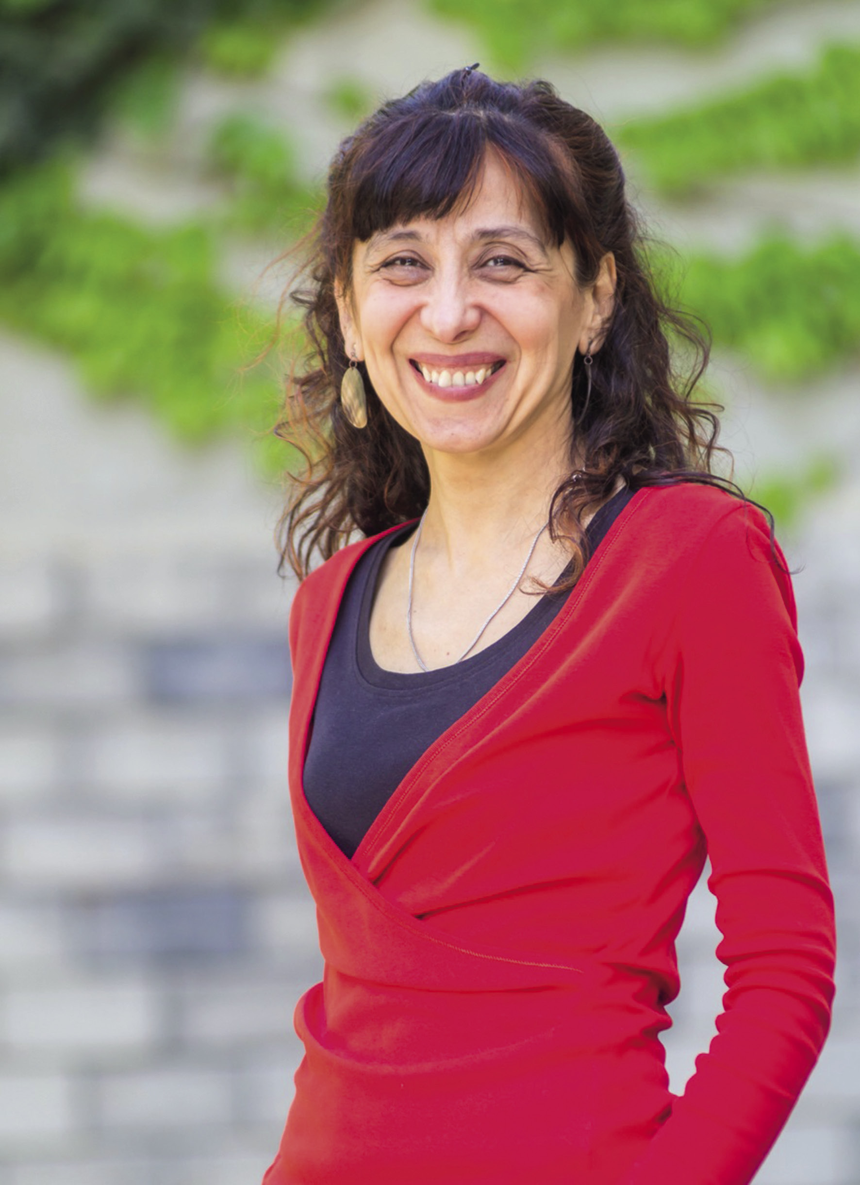 Lela Khoperia, head of the Center for Strategic Research and Development of Georgia.