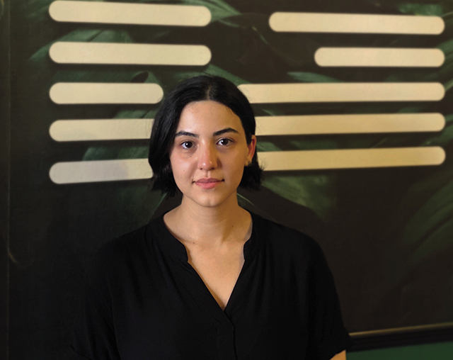 Ana became a human rights lawyer to protect the rights of vulnerable members of Georgian society / Equality Movement