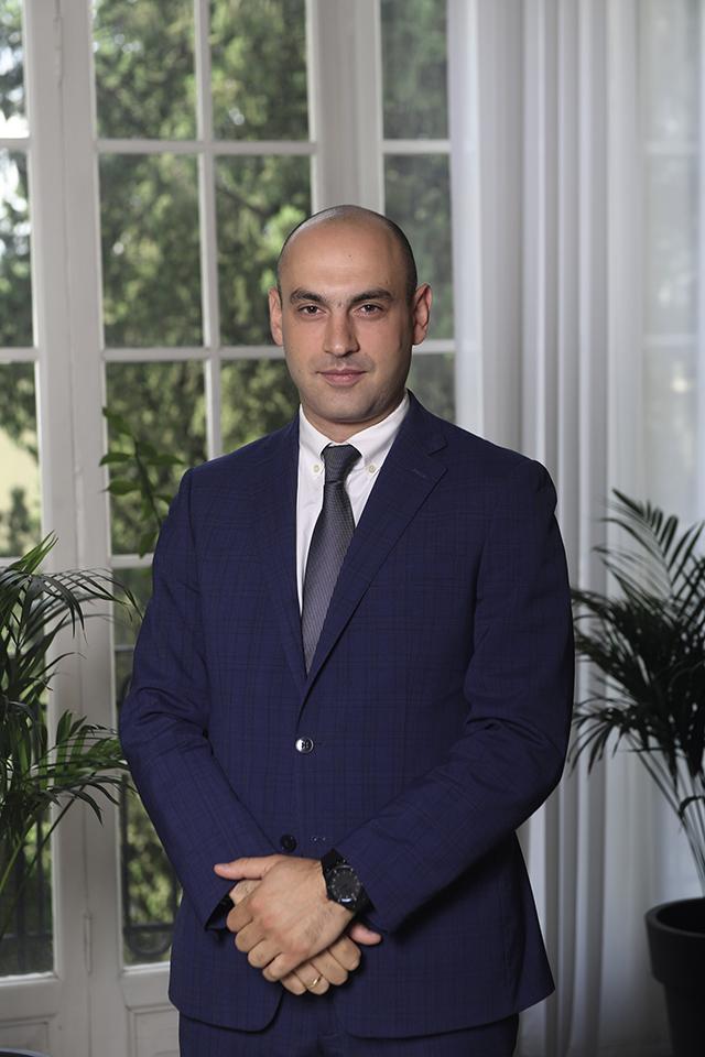 David Ebralidze – CEO of Poti Free Industrial Zone