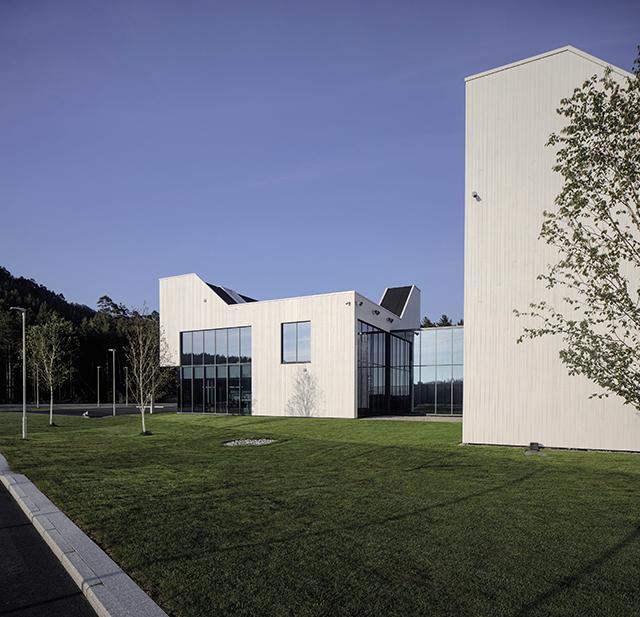 Diagnostrix laboratories at Foss Eikeland. Sandnes, Norway Photo credit: Sindre Ellingsen