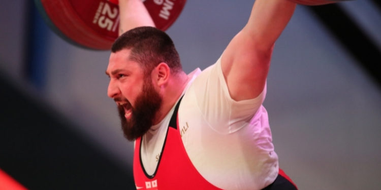 Lasha Talakhadze Becomes two-time Olympic Champion, Sets New World Record