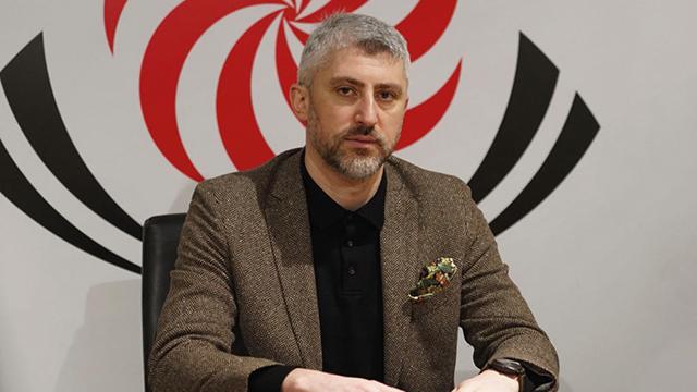 Nikoloz Alavidze, Vice President of Georgian Rugby Union