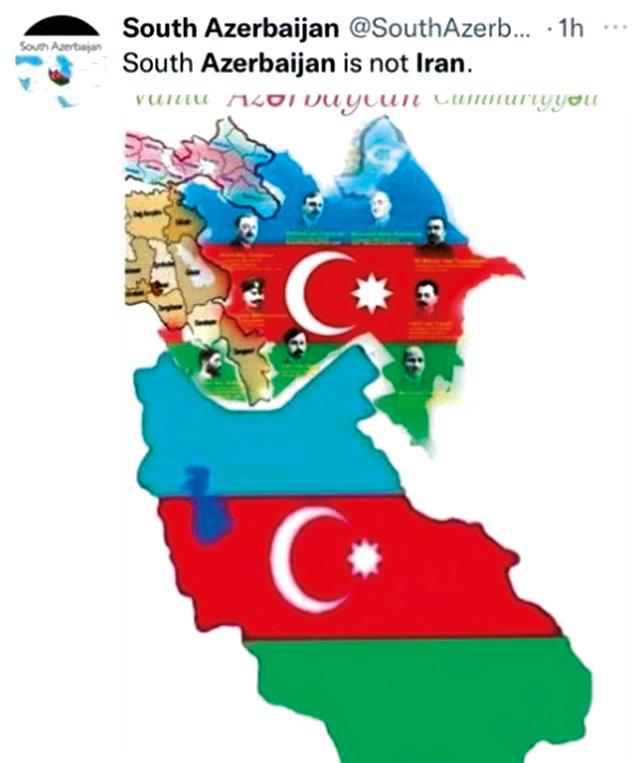 An example of the Azerbaijani narrative